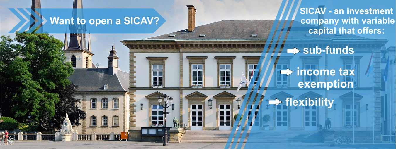 OPEN A SICAV IN LUXEMBOURG